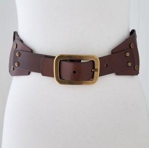 Diane Von Furstenberg Leather Belt